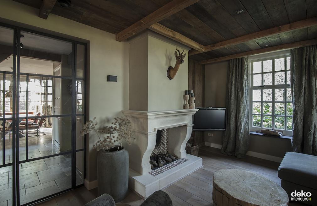 Landelijke inrichting interieur meubilair idee n for Landelijke interieur ideeen