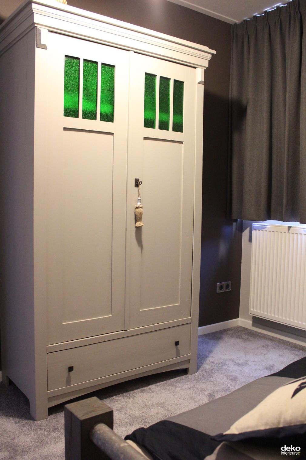 Junior slaapkamer | maatwerk interieurbouw van Deko
