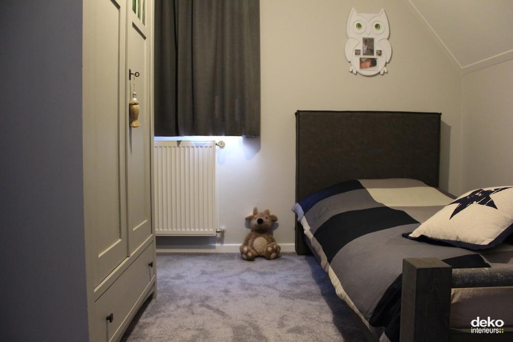 Slaapkamer Nis : Junior slaapkamer maatwerk interieurbouw van Deko