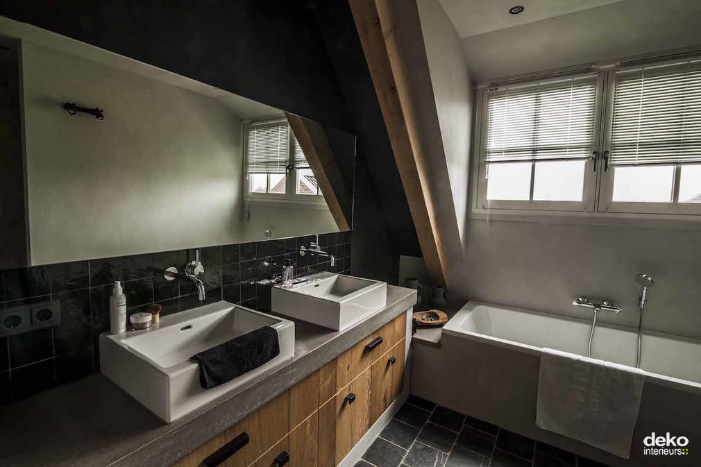 Compleet interieur in landhuis maatwerk interieurbouw for Compleet interieur